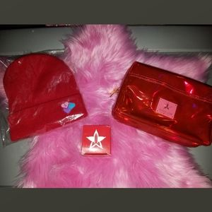 Limited Edition Jeffrey Star Red Valentine's Lot